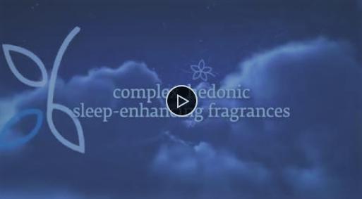 Dream Scentz ™ é a tecnologia da Givaudan para melhorar a qualidade do do sono
